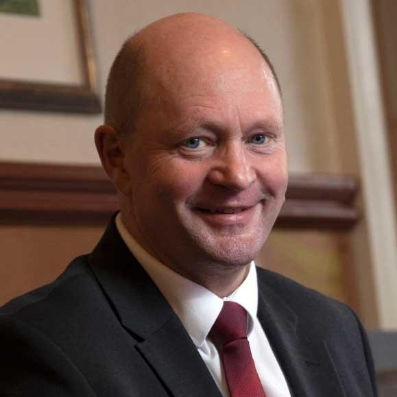 Cringletie General Manager - William Haegeland